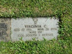 Virginia C Deville