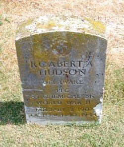 PFC Roabert Allen Hudson
