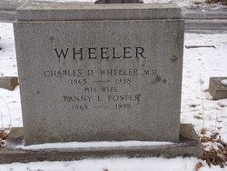 Dr Charles D. Wheeler