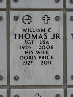William Crockett Thomas, Jr