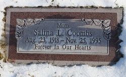"Salina Louise ""Sally"" Coombs"