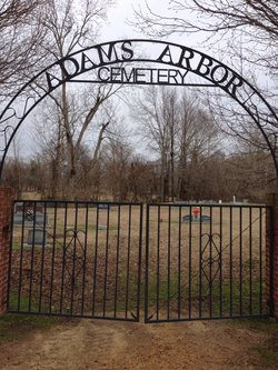 Adams Arbor Church of God of Prophecy Cemetery
