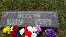 Theodore Roosevelt Horner