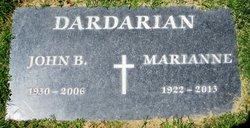 Mrs Marianne <I>Huls</I> Dardarian