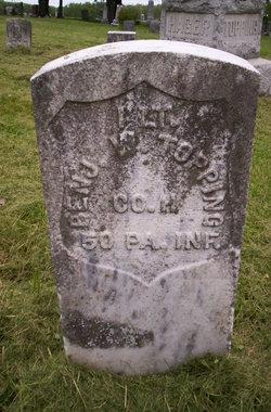 Benjamin Woodruff Topping, II