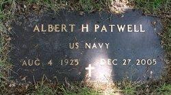 """Albert Hayden """"Burt"""" Patwell Jr."""