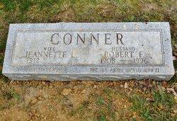 Jeannette L <I>Thomaskey</I> Conner
