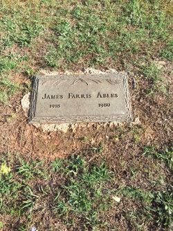 James Farris Ables