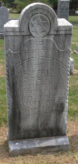 Abraham Berkowitz