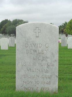 David G Bewley
