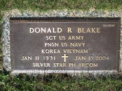 Donald R Blake