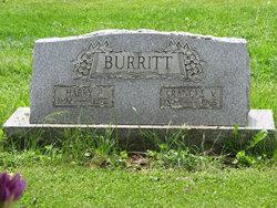 Frances Virginia <I>Jones</I> Burritt