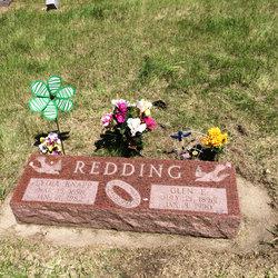 Lydia <I>Knapp</I> Redding