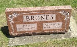 Alfred George Brones