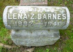 Lena Z. <I>McMellen</I> Barnes