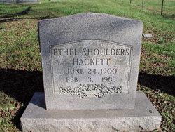 Ethel Mai <I>Gregory</I> Hackett