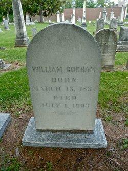 William Gorham