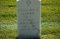Clifford V Currie