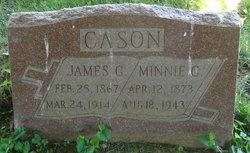 Minnie C. Cason