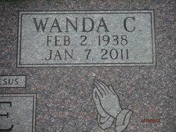 Wanda C. <I>Coffey</I> Burke