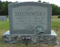 Pvt Louie F Sosnoski