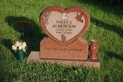 """Violet """"Aunt Bi"""" <I>Smith</I> Almencion"""