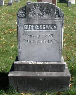 Guy Carleton Hewey