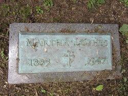 Martha Maria <I>Moench</I> Lothes
