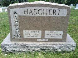 Alvia Gertrude <I>Schmeck</I> Haschert