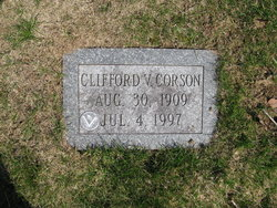 Clifford Vernon Corson