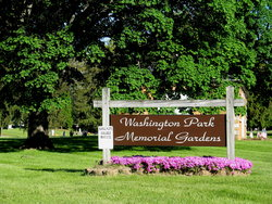 Washington Park Memorial Gardens