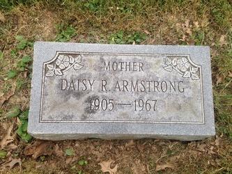 Daisy R. <I>Coleman</I> Armstrong
