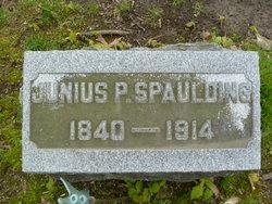 Junius P. Spaulding