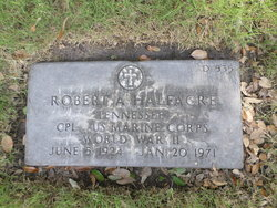 Robert A Halfacre