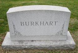 Lillie Ann <I>Gaul</I> Burkhart