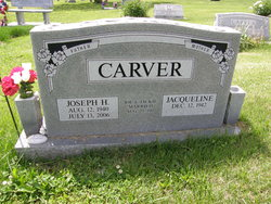 Joseph H Carver