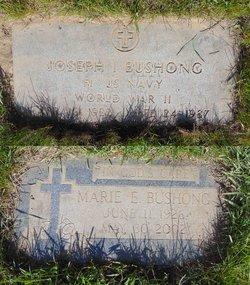 Joseph Ivan Bushong