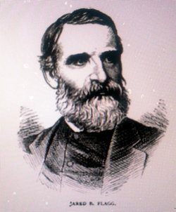 Rev Jared Bradley Flagg