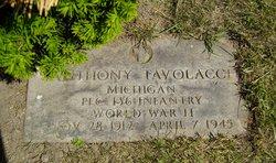 PFC Anthony Tavolacci