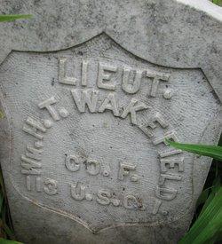 1LT William Harrison Thompson Wakefield