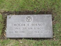 Roger E Berndt