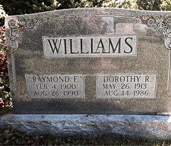 Raymond F. Williams