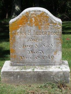 John H. Alderton