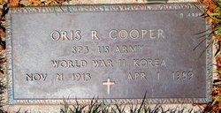 Oris R Cooper