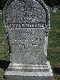 John B Merrill