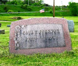 Sgt Paul F. Johnson