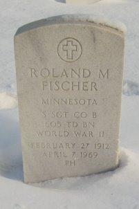 Roland M Fischer