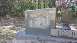 Hillard Doris Todd