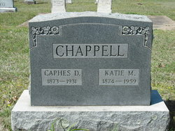 Katie Marie <I>Strain</I> Chappell