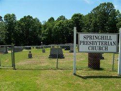 New Spring Hill Cemetery